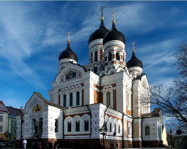Capitales Bálticas - Arawak Viajes