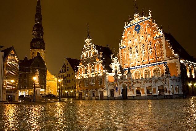 Riga - Capitales Bálticas - Arawak Viajes