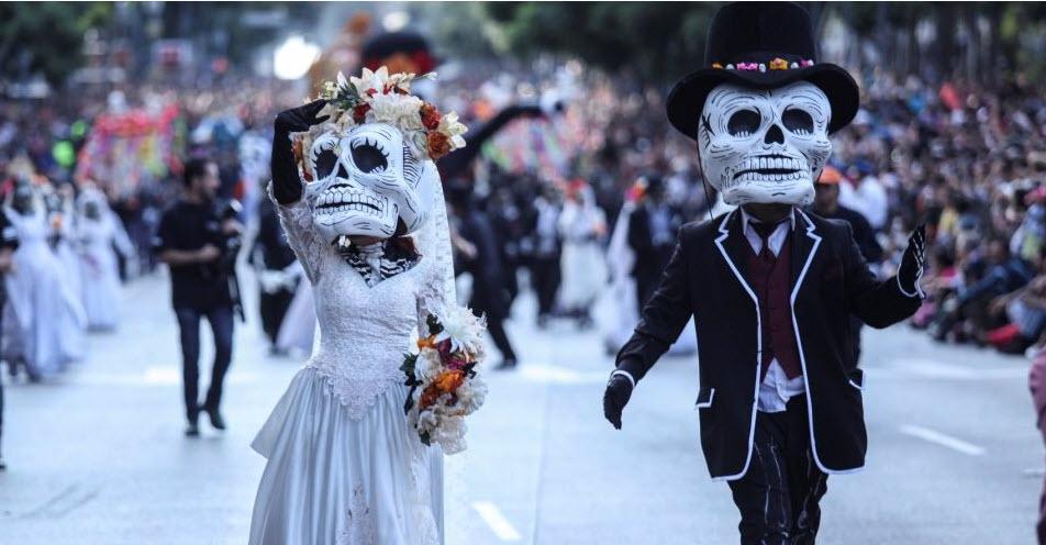 El Día de los Muertos, una de las tradiciones más importantes de México